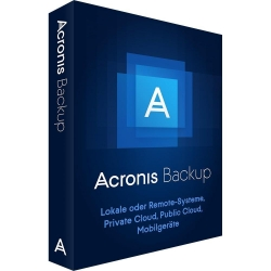 Acronis Backup 12.5 Workstation Full Package Product