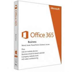 MS Office 365 Business ShrdSvr SNGL SubsVL