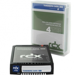 Tandberg Cartridge RDX 4000GB