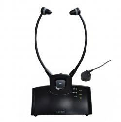HAMA Funk-Kopfhörer Senior WHP5305BK