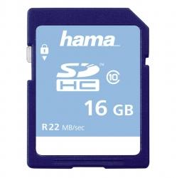 HAMA SDHC 16GB Class 10