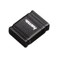 "HAMA FlashPen ""Smartly"", USB 2.0, 64GB, 10MB/s, Schwarz"