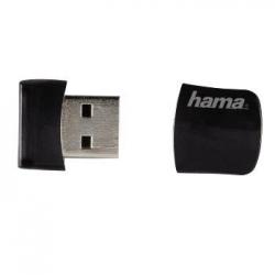 "HAMA FlashPen ""Jelly"", USB 2.0, 64GB, 15MB/s, Schwarz"