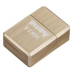 "HAMA FlashPen ""Micro Cube"", USB 3.0, 64 GB, 100MB/s, Gold"