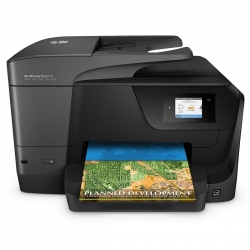 HP Officejet Pro 8710 USB LAN WLAN