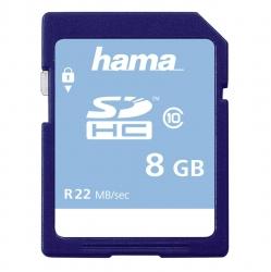 HAMA SDHC 8GB Class 10