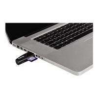 HAMA USB-2.0-Kartenleser SD/microSD