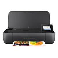 HP OfficeJet 250 Tinte Mobildrucker USB WLAN