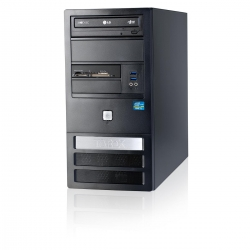 TAROX Business 5000BM-K i5,8GB,240GB,W10P