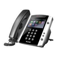 Polycom VVX 600 - VoIP-Telefon