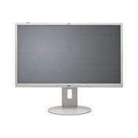 """Fujitsu 24"""" P24-8 TE Pro LED DVI VGA DP Marble Gray"""
