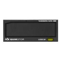 "Tandberg RDX QuickStor USB 3.0 int 3,5"""