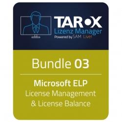 TAROX Lizenz Manager Bundle 3 ELP/Lic/Bal  12 Monate