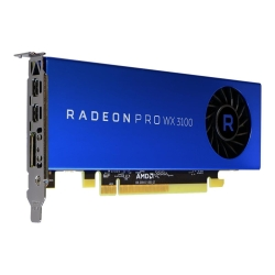 AMD    RadeonPro 4GB  WX3100