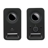 Logitech Z150 Lautsprecher black