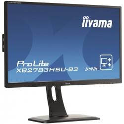 """Iiyama 27"""" XB2783HSU-B3,VGA,HDMI,DP,USB,Höhe"""