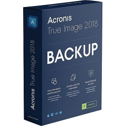 Acronis TrueImage 2018 for 3PC's