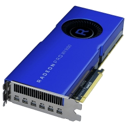 AMD RadeonPro 16GB WX9100