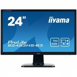 "Iiyama 24"" E2483HS-B3 VGA HDMI DP"