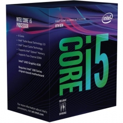 Intel CPU i5-8400  Box  9MB 6/6 2,8GHZ *Coffee Lake*