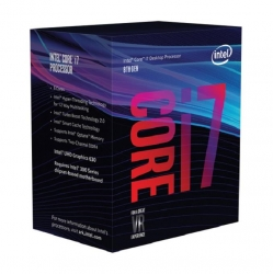 Intel CPU i7-8700  BOX  12MB 6/12 3,2GHZ *Coffee Lake*