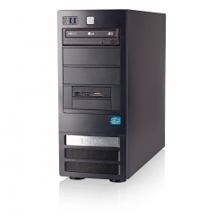 TAROX Workstation E9151CT- E3,8GB,WX5100,W10P