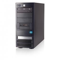 TAROX Workstation E5141CT- i5,8GB,WX4100,W10P