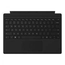 MS Surface Pro Signa Cover Black inkl. Fingerprint ID