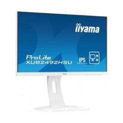 """Iiyama 24"""" XUB2492HSU-W1 VGA HDMI DP USB"""