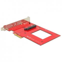 Delock PCI Express Karte > 1x intern U.2 NVMe