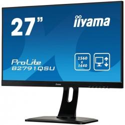 """Iiyama 27"""" B2791QSU-B1 DVI HDMI DP USB"""