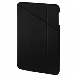 "HAMA Portfolio ""2in1"" für Samsung Galaxy Tab A 10.1, Schwarz"