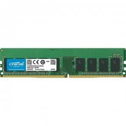 Micron/Crucial 16GB DDR4 2666 UDimm ECC