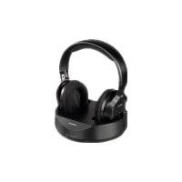 Thomson WHP3001BK UHF-Funkkopfhörer, Over-Ear, PLL-System, z