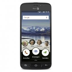 "Doro 8040 5"" 4G Smartphone graphit"