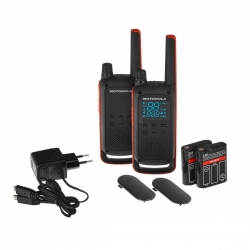 Motorola PMR446 TLKR T82 Funksprechgerät