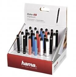 """HAMA 2in1-Eingabestift """"Mini"""" für Tablet-PCs und Smartphones"""