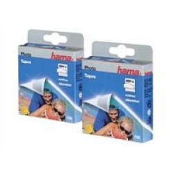 HAMA Fototape-Spender, 2x500 Tapes, Doppelpack