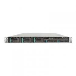 "Intel Barebone R1208SPOSHORR 8x 2,5"" red PSU"