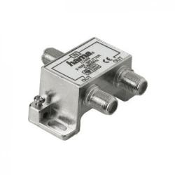 HAMA Breitband-Kabelverteiler, 2-fach