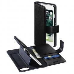 """HAMA Booklet """"Stand-Up"""" für Apple iPhone 6/6s/7/8, Schwarz#"""