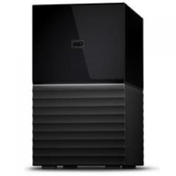 WD MyBookDuo WDBFBE0200JBK - 20TB Festplatten-Array
