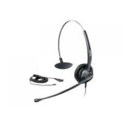 Yealink YHS33 Headset - On-Ear
