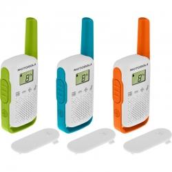 Motorola TALKABOUT T42 Funkgerät Triple