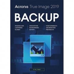 Acronis TrueImage 2019 for 3PCs