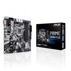 ASUS Prime Z390M-Plus µATX