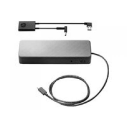 HP Universal - Docking Station - USB-C - 2 xDP