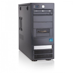 TAROX Workstation E9210CT- E3,8GB,P1000,W10P