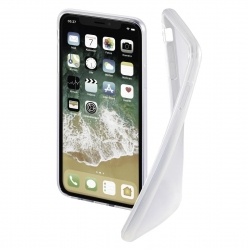 "HAMA Cover ""Crystal Clear"" für Apple iPhone XR, Transparent"