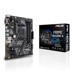 ASUS PRIME B450M-A   µATX